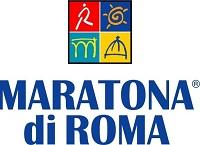 logo maratona di Roma